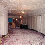4B - Allen Theater Carpet Paint
