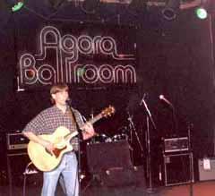 Cleveland Agora Ballroom